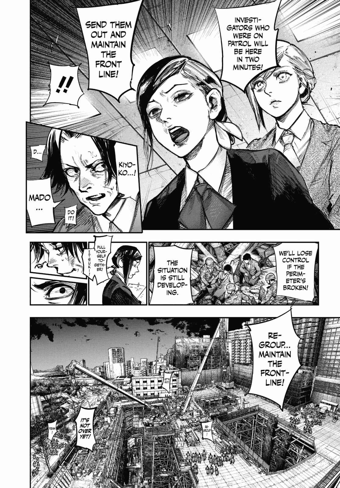 Tokyo Ghoul:re Chapter 168 Page 6
