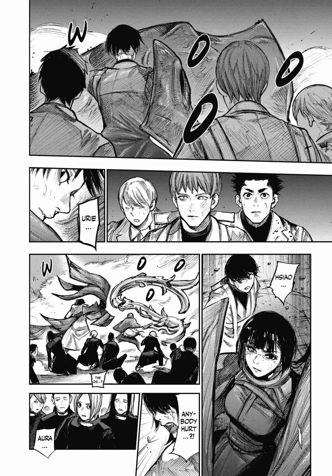 Tokyo Ghoul:re Chapter 168 Page 8