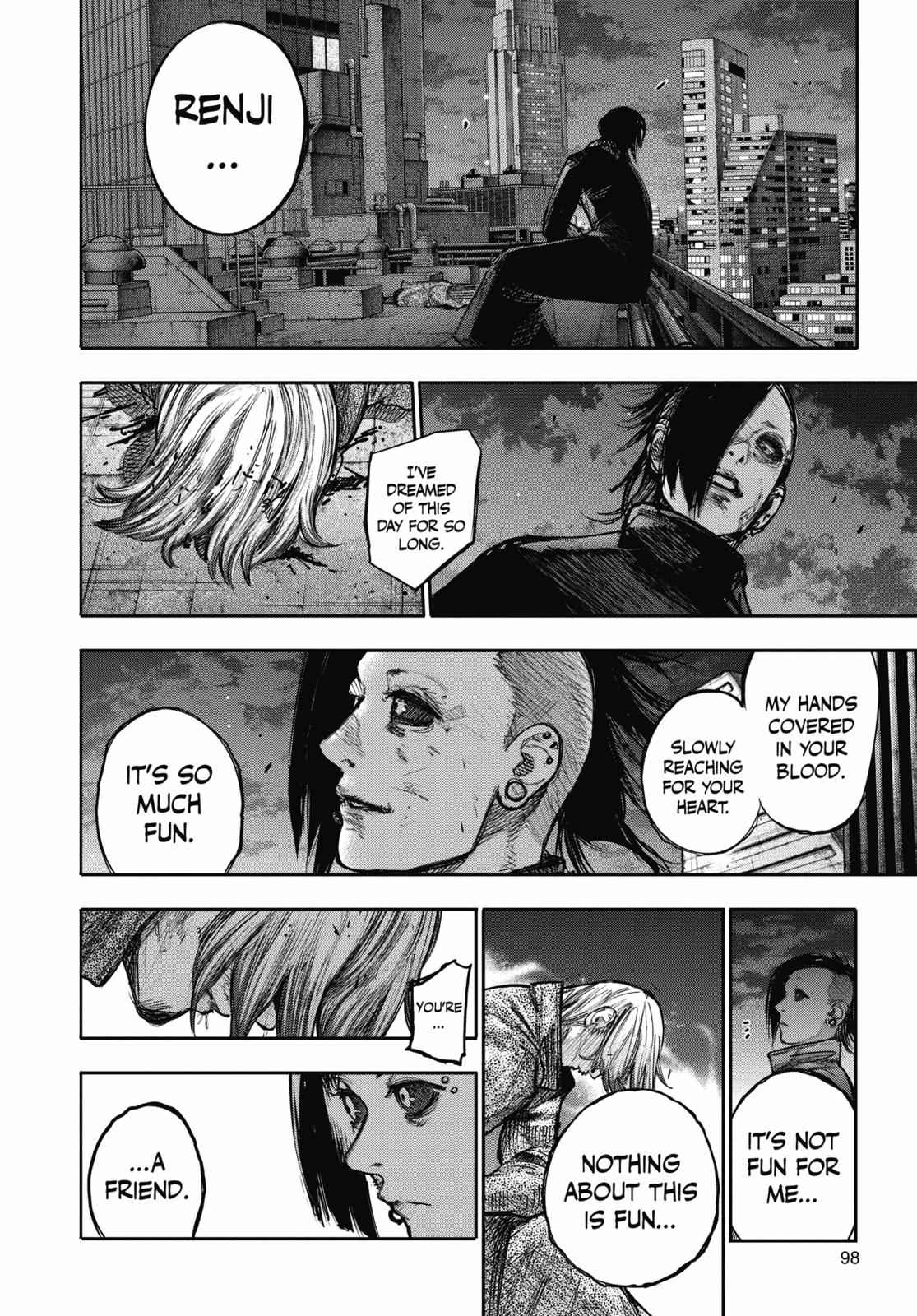 Tokyo Ghoul:re Chapter 169 Page 16