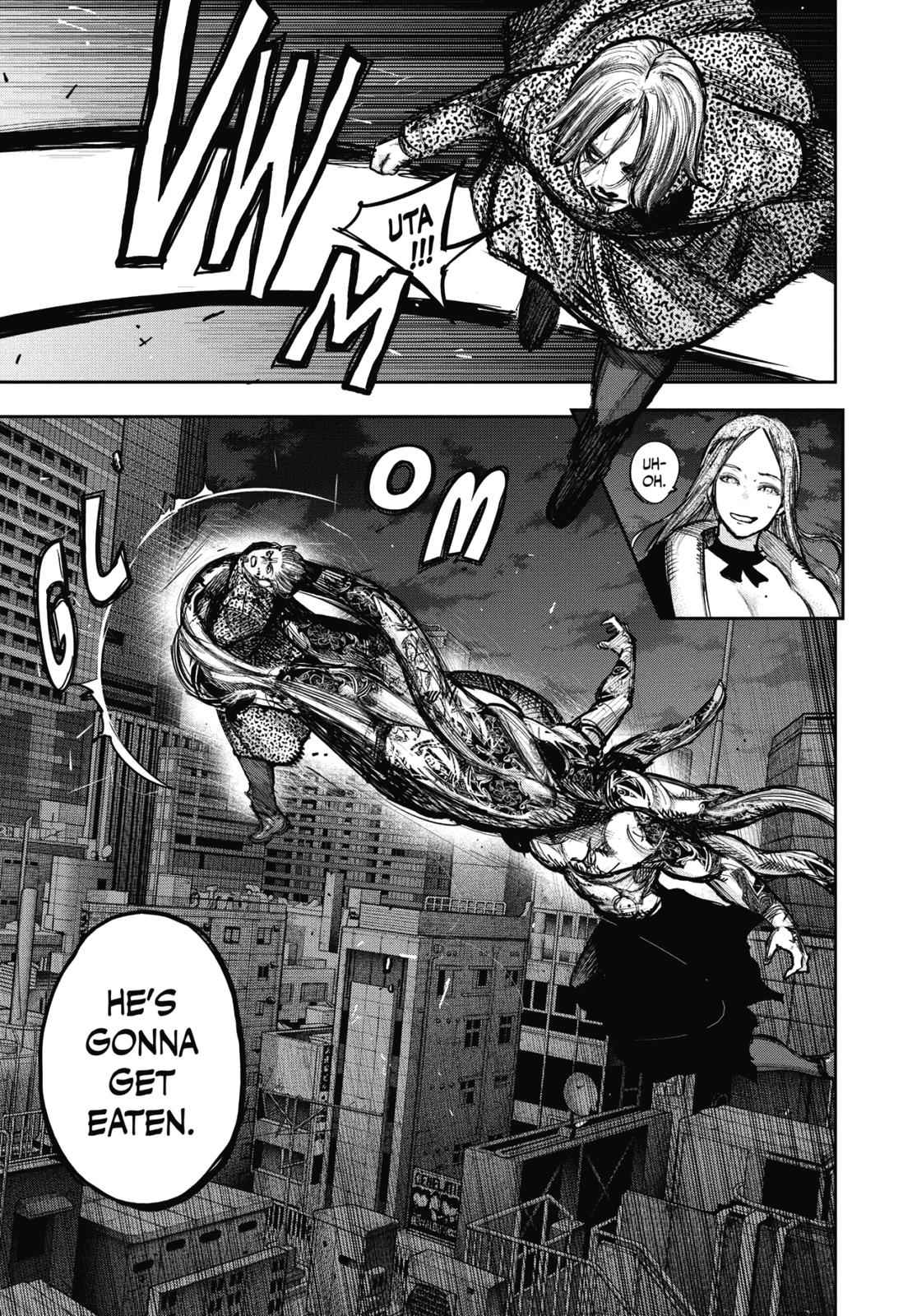 Tokyo Ghoul:re Chapter 170 Page 7
