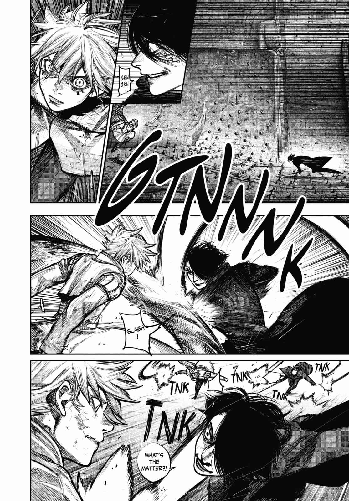 Tokyo Ghoul:re Chapter 173 Page 2
