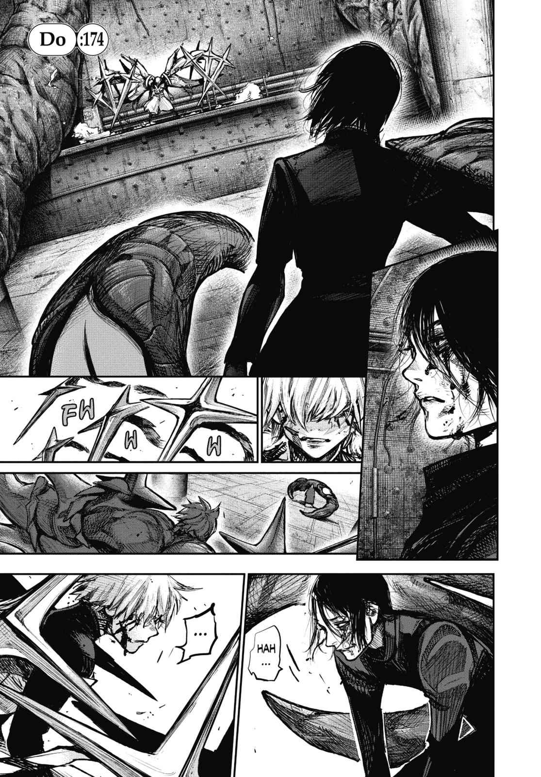 Tokyo Ghoul:re Chapter 174 Page 1
