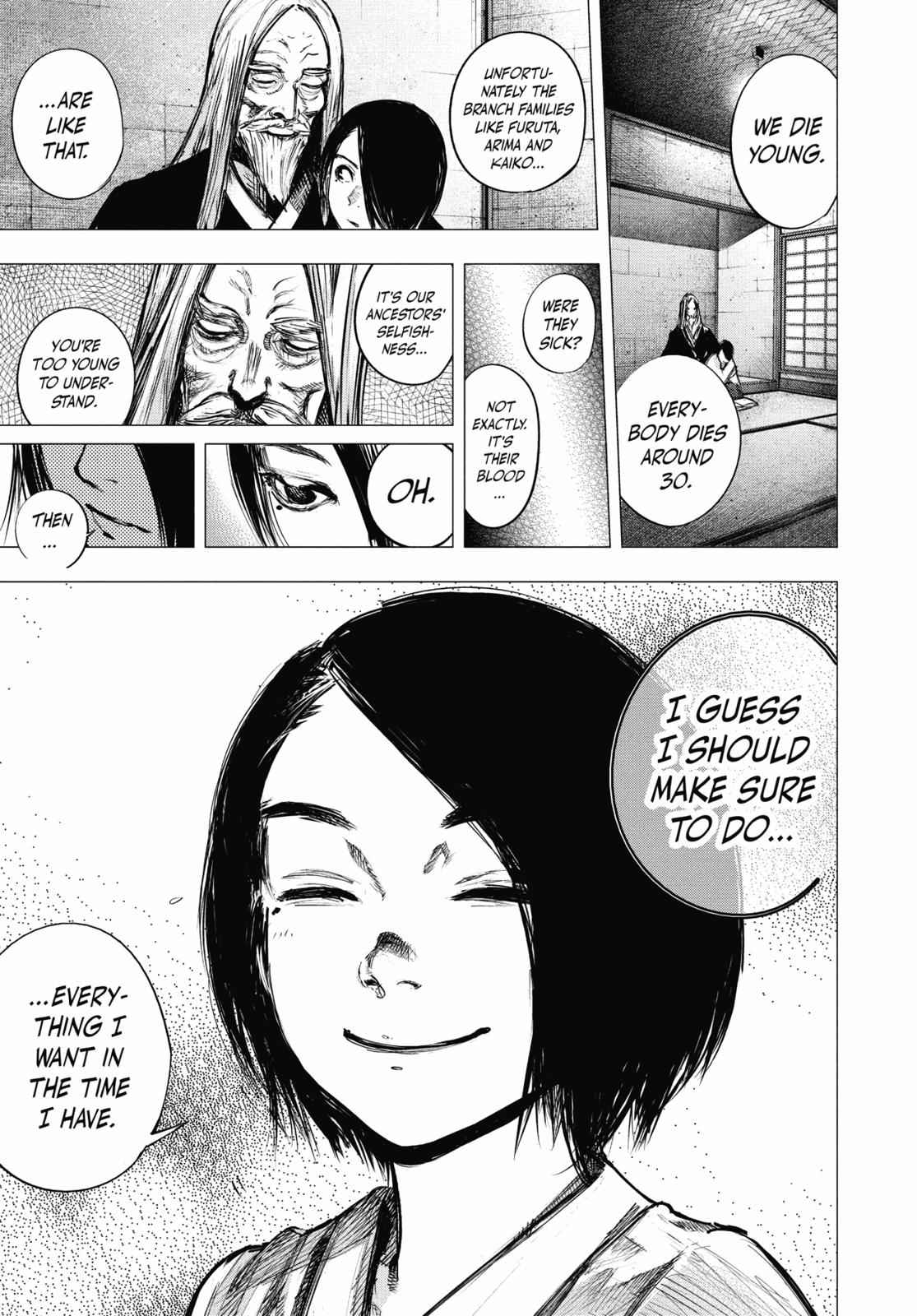 Tokyo Ghoul:re Chapter 174 Page 5