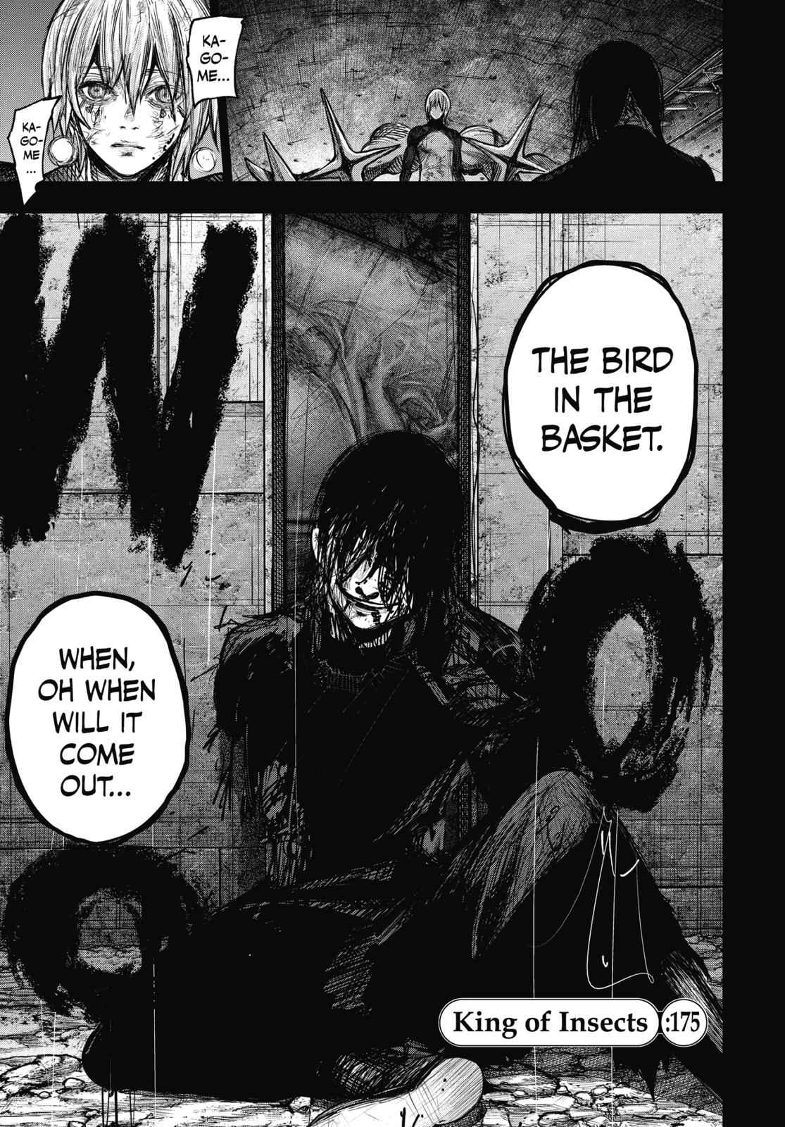 Tokyo Ghoul:re Chapter 175 Page 1