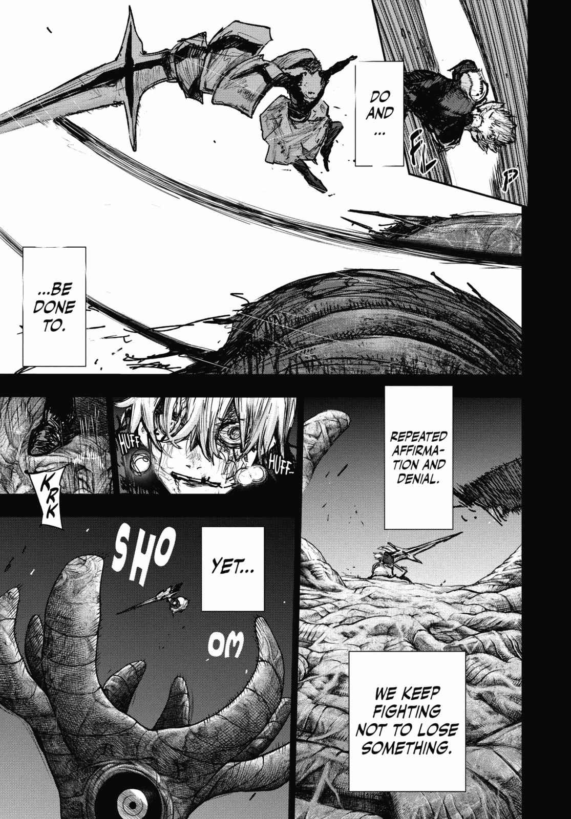 Tokyo Ghoul:re Chapter 177 Page 7