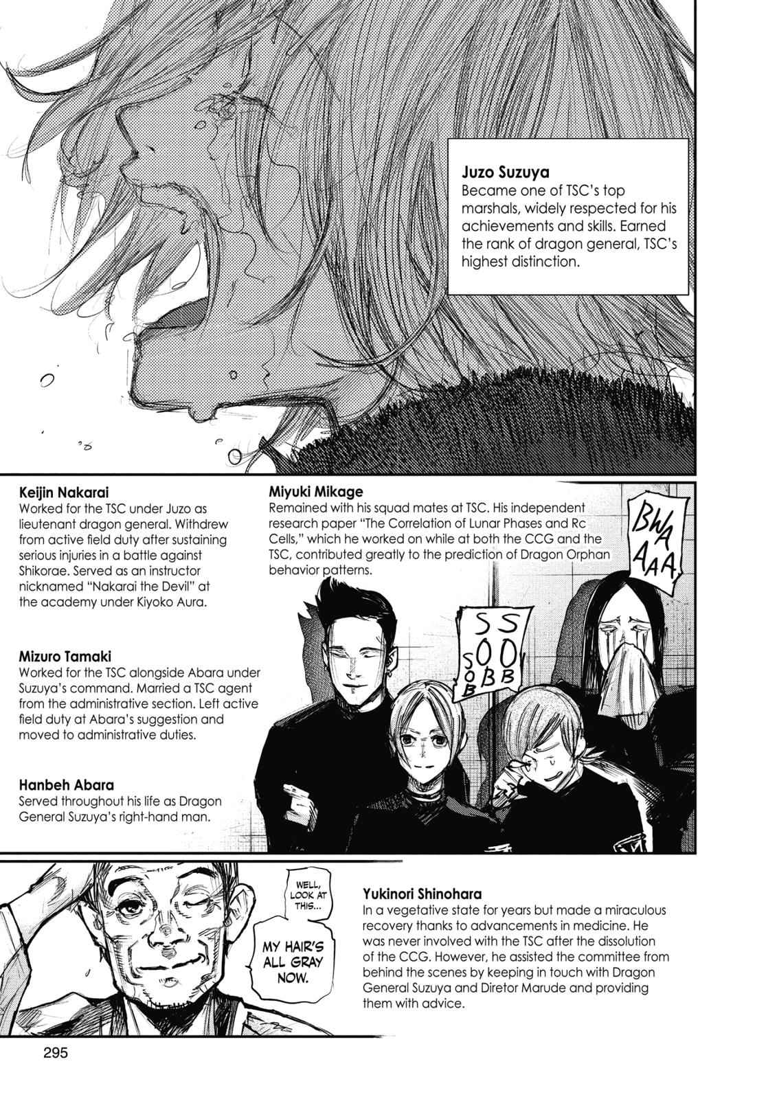 Tokyo Ghoul:re Chapter 179 Page 14