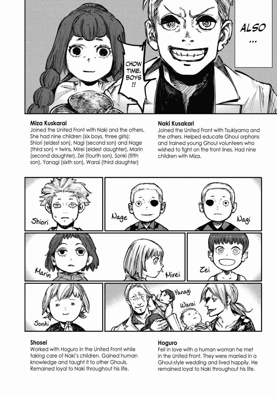 Tokyo Ghoul:re Chapter 179 Page 15