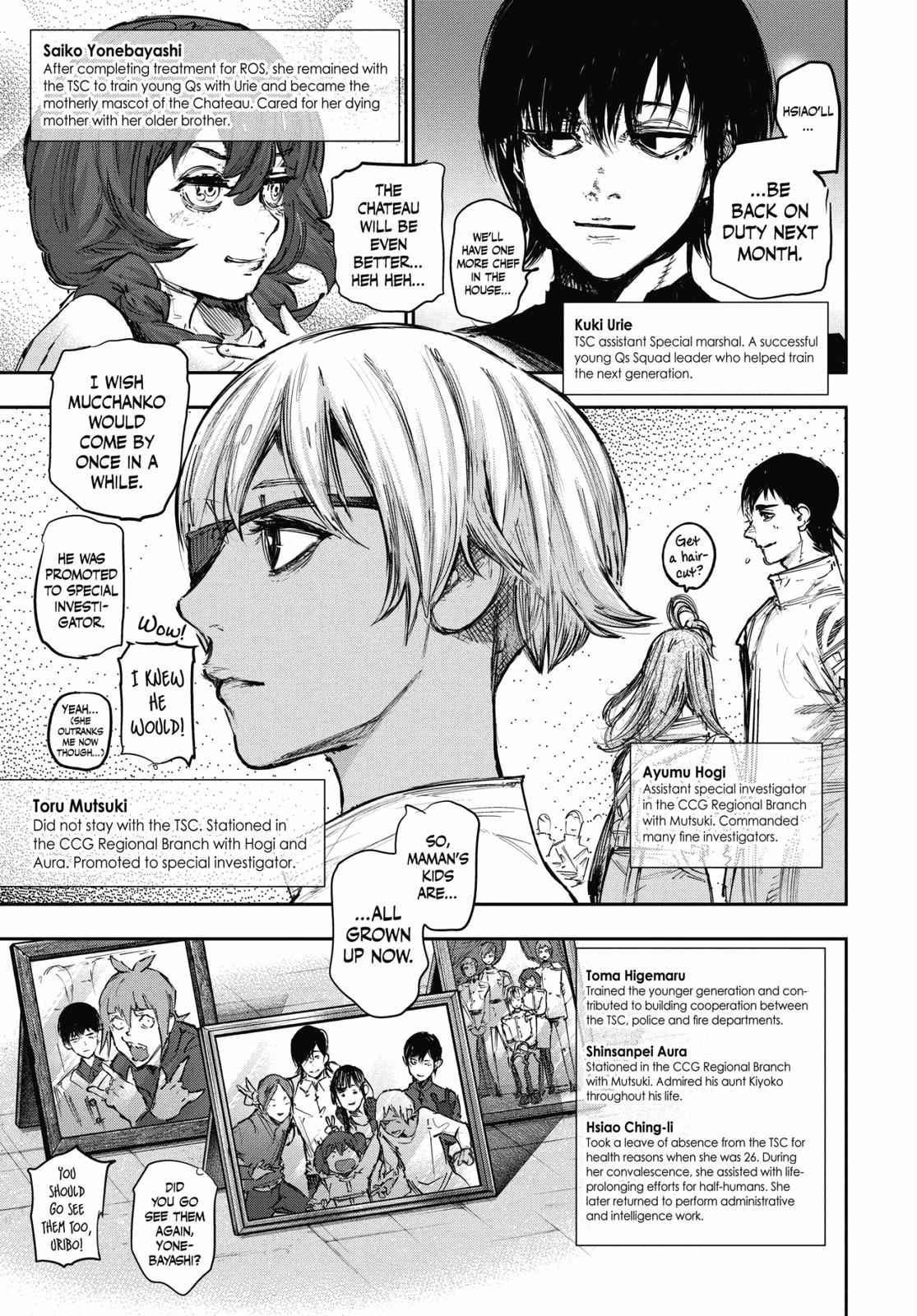 Tokyo Ghoul:re Chapter 179 Page 20