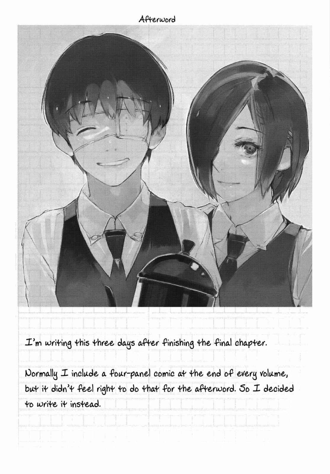 Tokyo Ghoul:re Chapter 179 Page 34