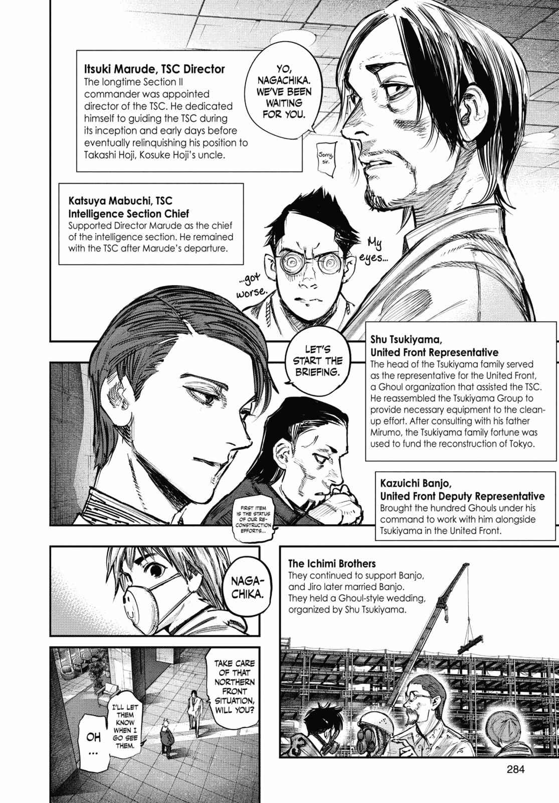 Tokyo Ghoul:re Chapter 179 Page 4
