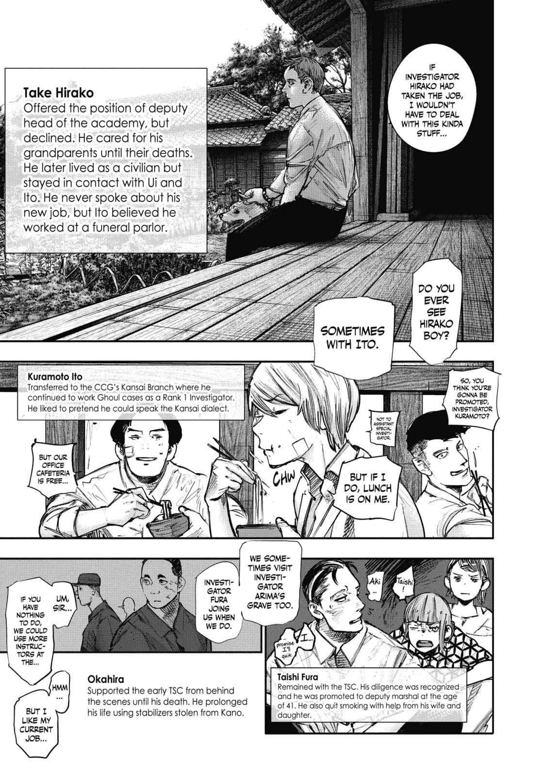 Tokyo Ghoul:re Chapter 179 Page 7