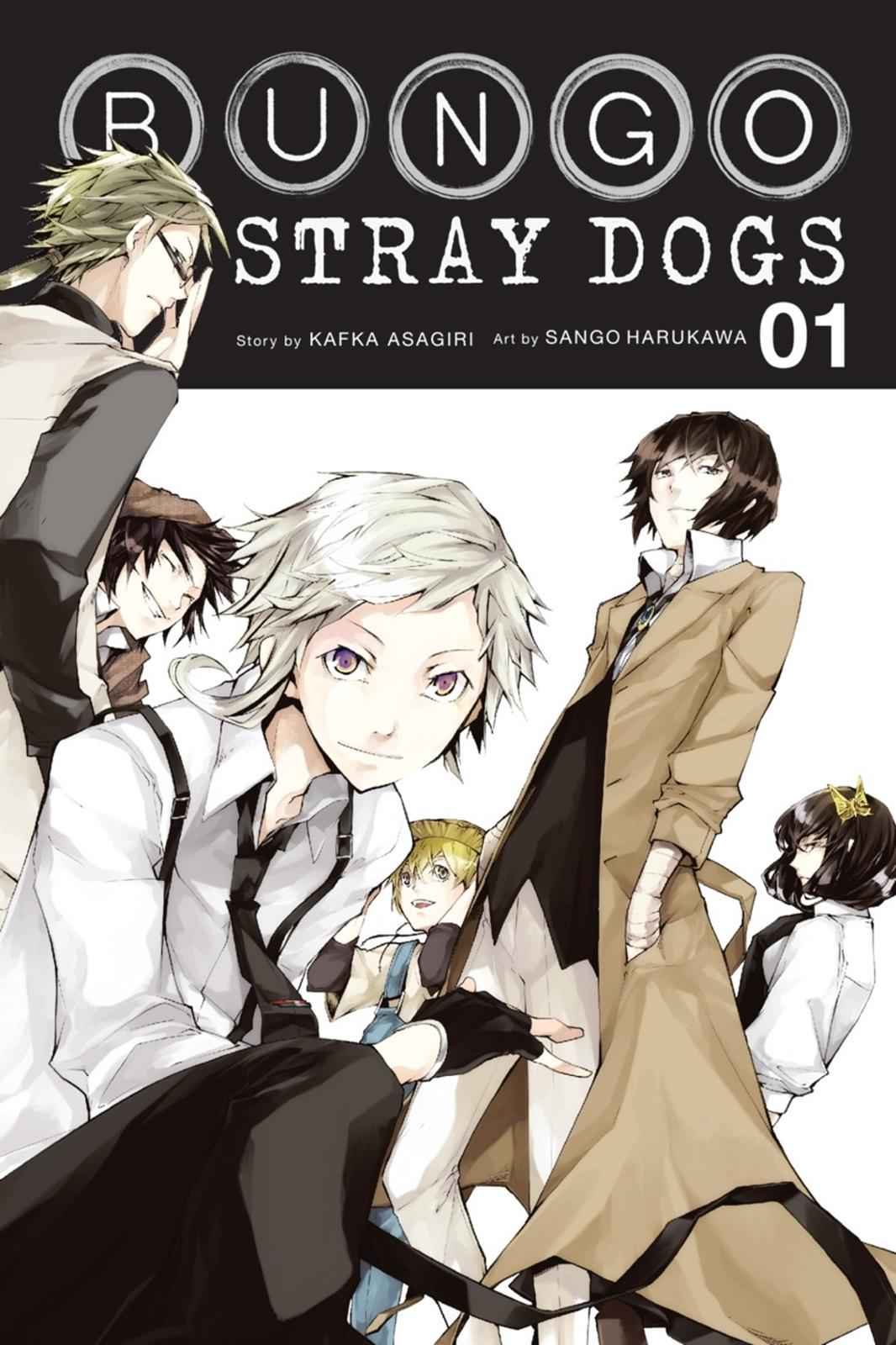 Bungou Stray Dogs Chapter 1 Page 1