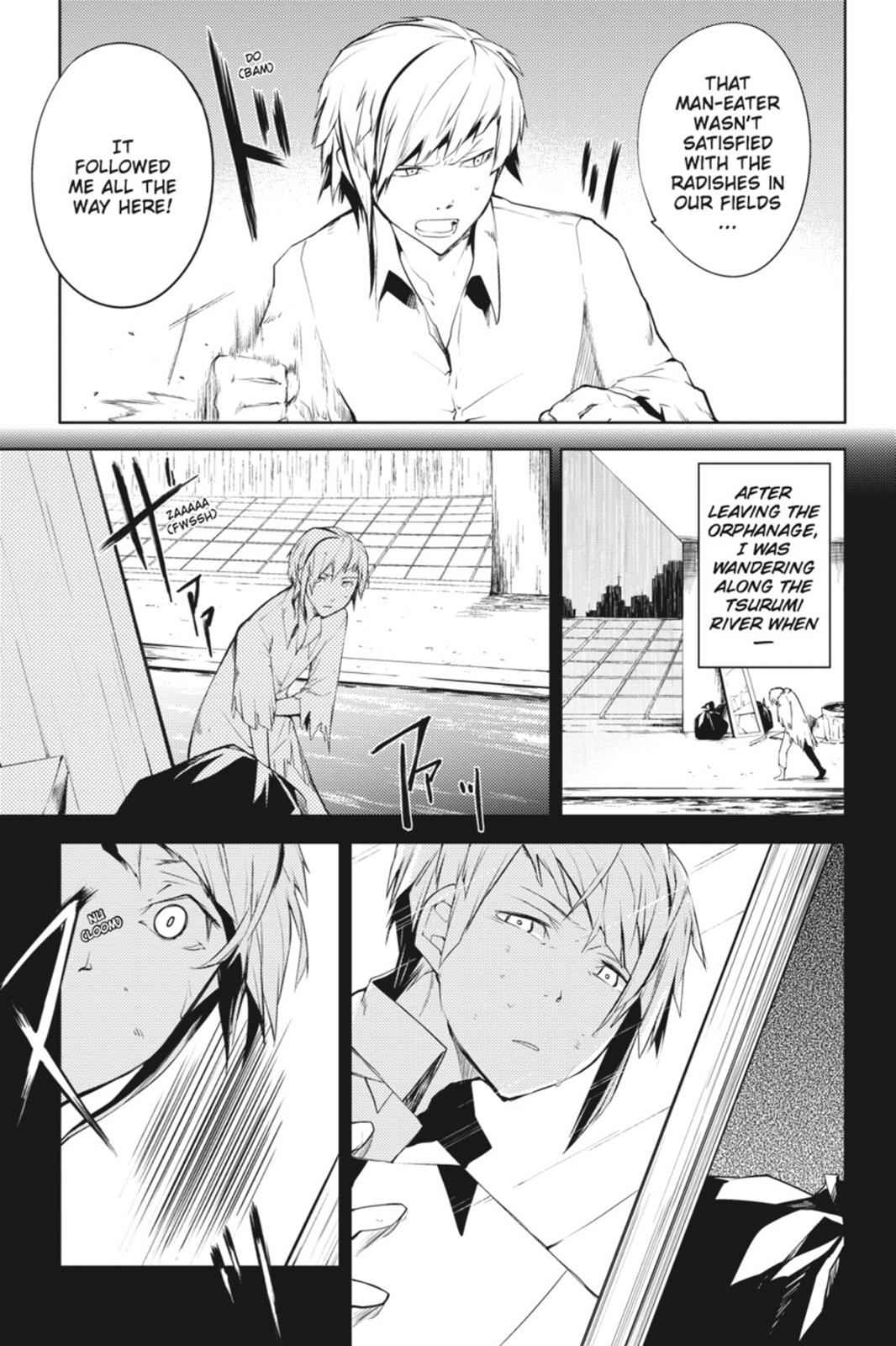 Bungou Stray Dogs Chapter 1 Page 27