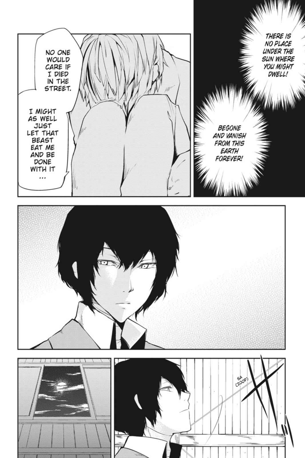 Bungou Stray Dogs Chapter 1 Page 34