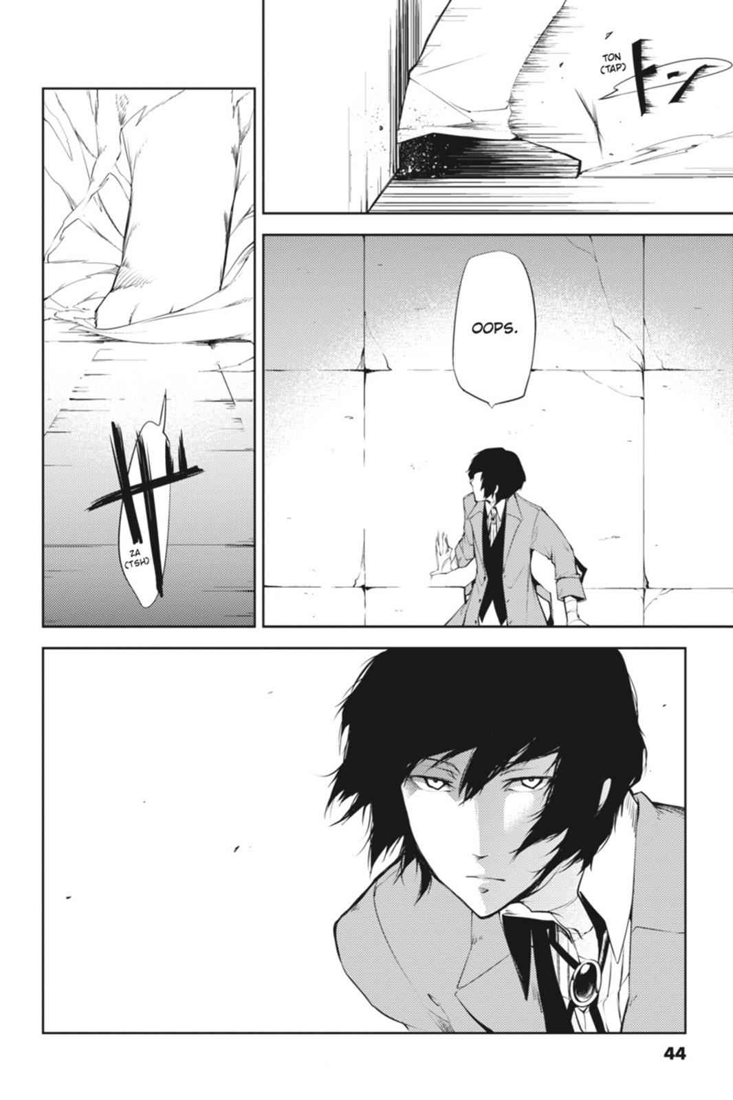 Bungou Stray Dogs Chapter 1 Page 44