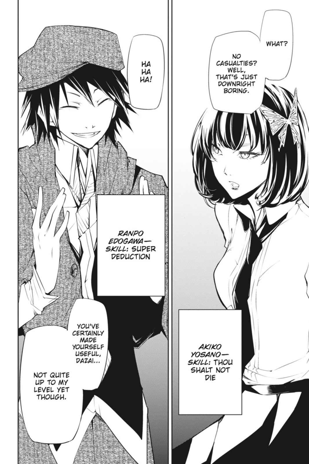 Bungou Stray Dogs Chapter 1 Page 51