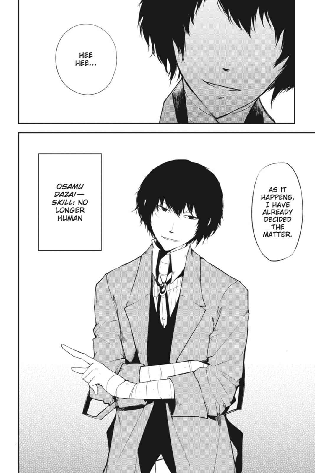 Bungou Stray Dogs Chapter 1 Page 53