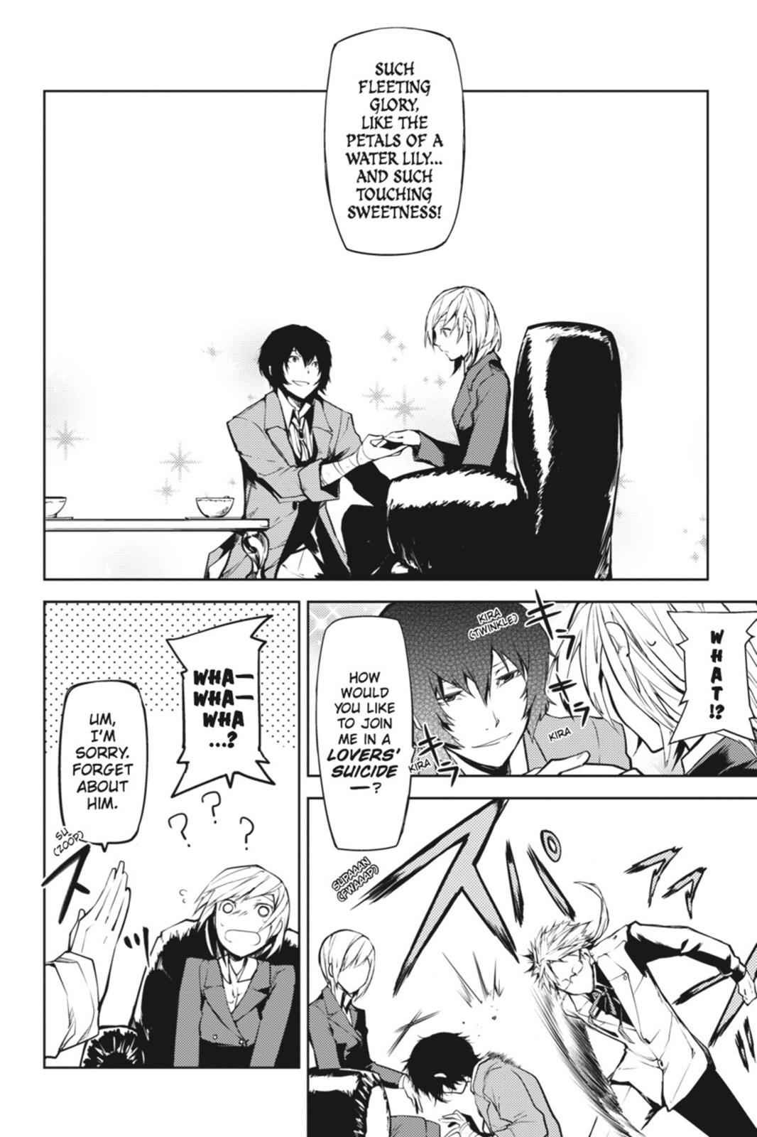 Bungou Stray Dogs Chapter 3 Page 14