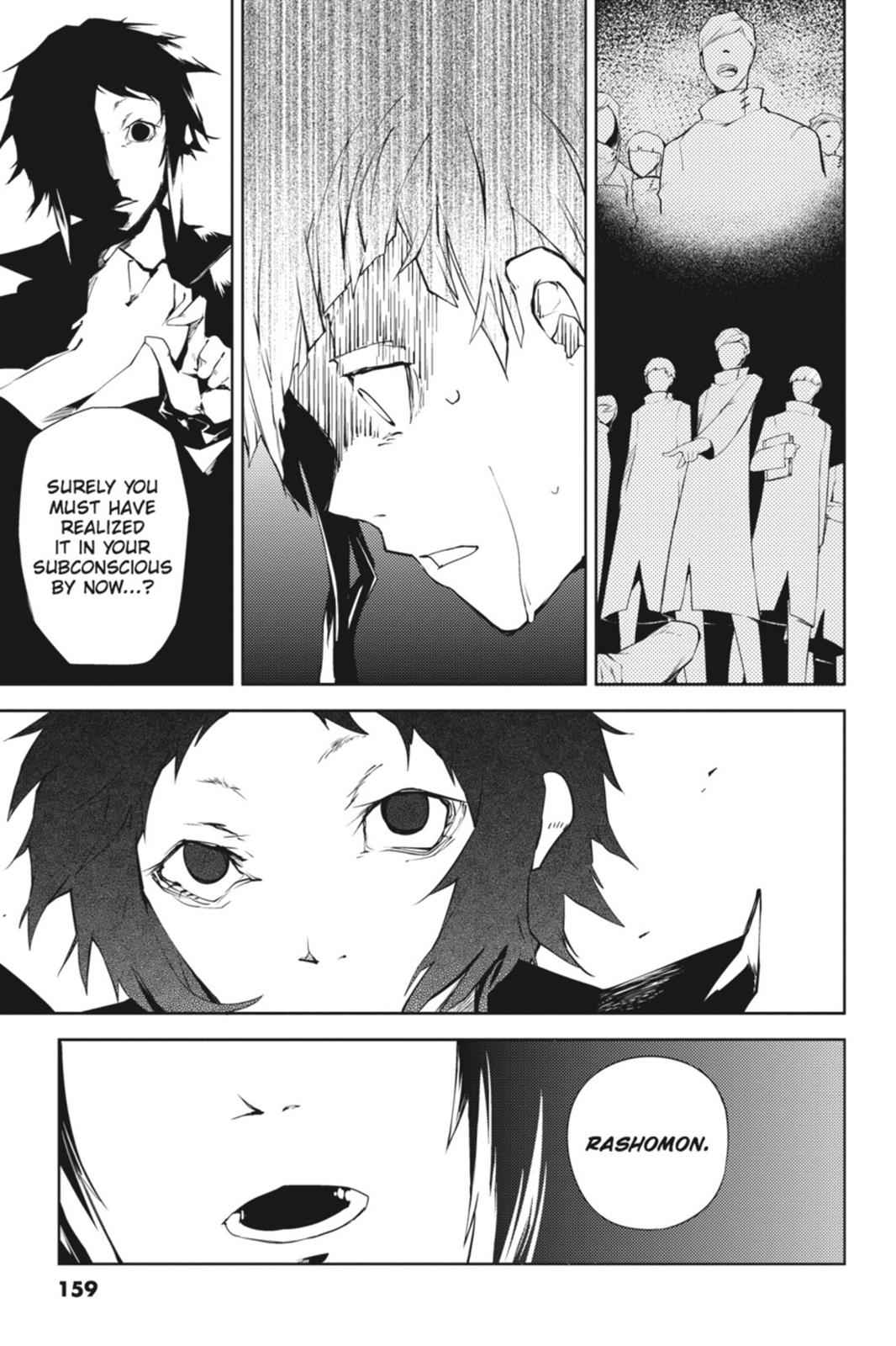 Bungou Stray Dogs Chapter 4 Page 19
