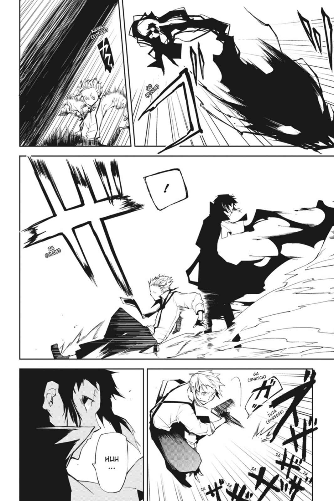 Bungou Stray Dogs Chapter 4 Page 24