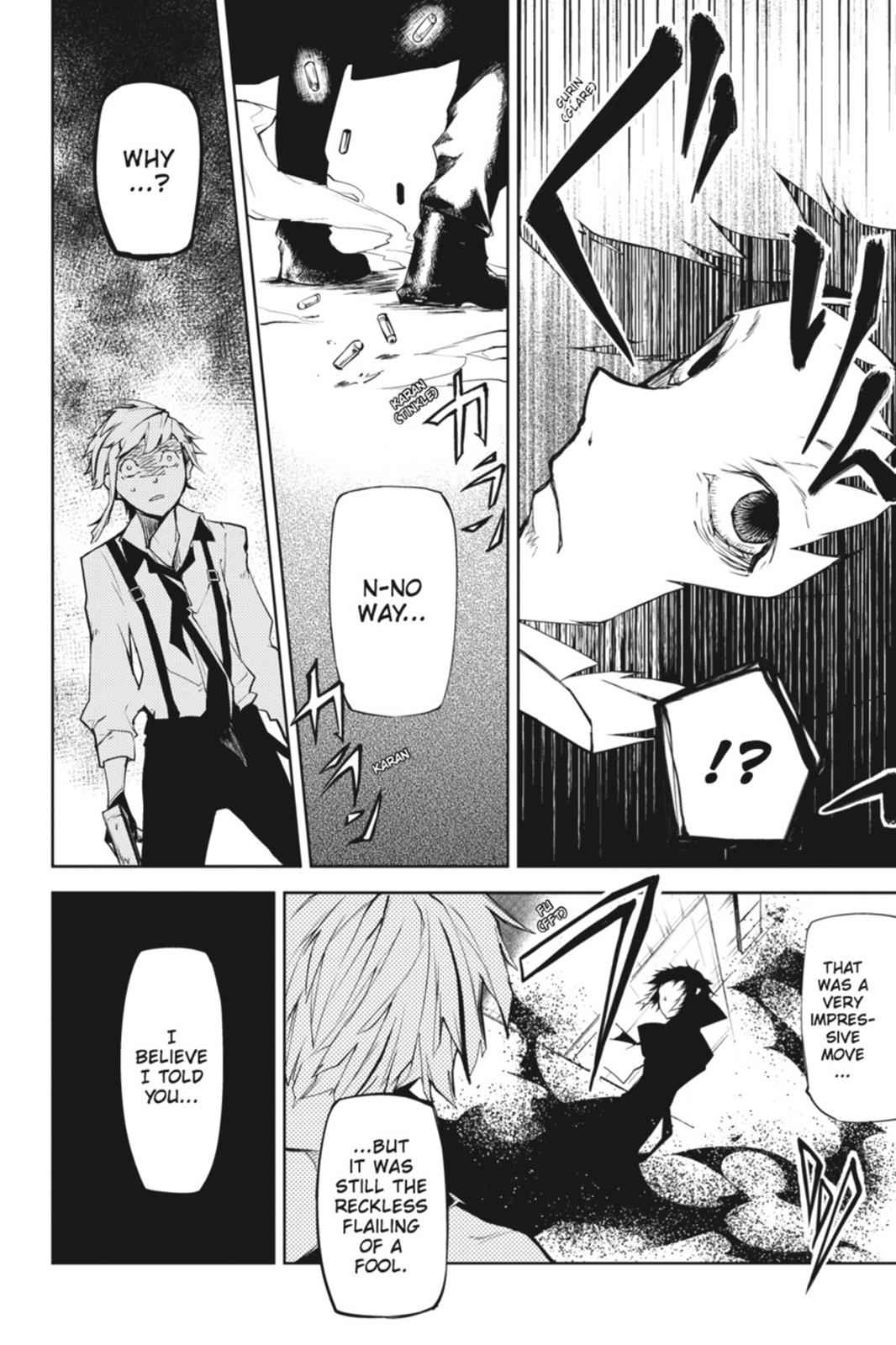 Bungou Stray Dogs Chapter 4 Page 26