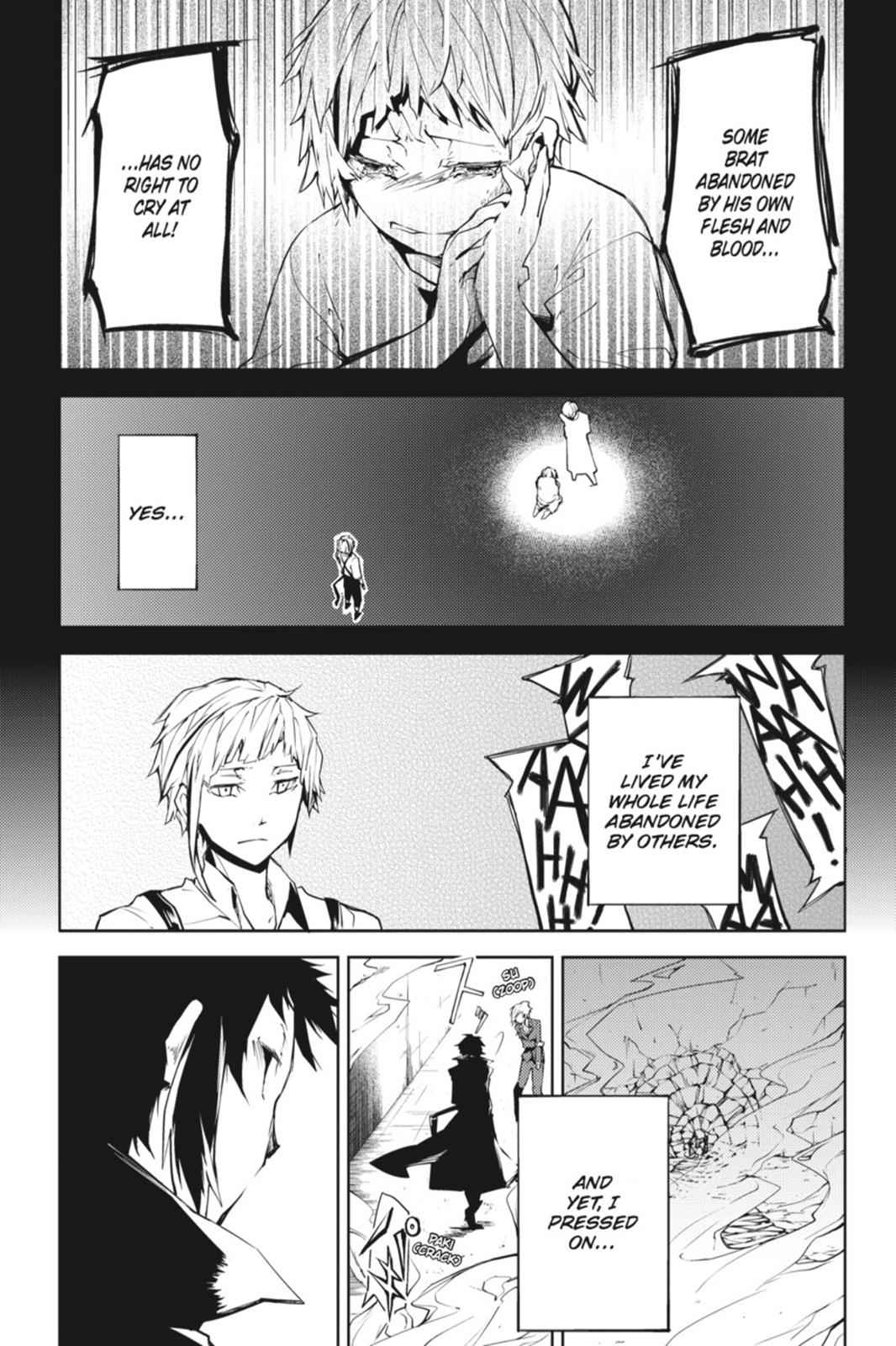 Bungou Stray Dogs Chapter 4 Page 31