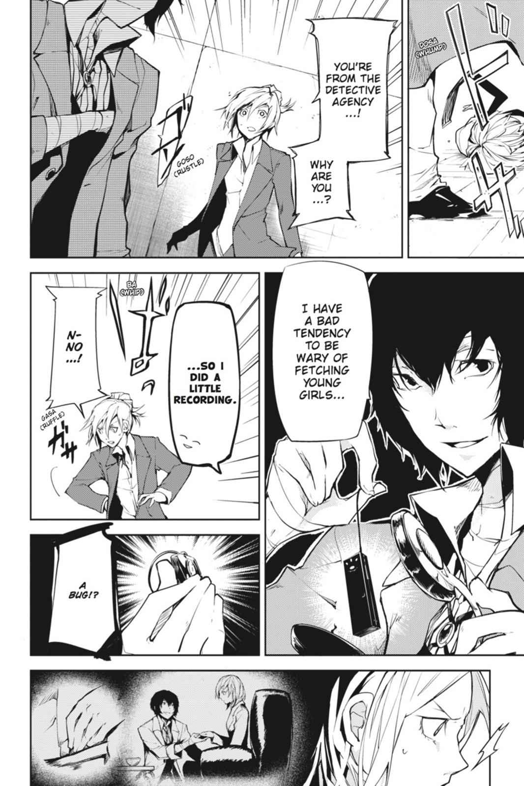 Bungou Stray Dogs Chapter 4 Page 45