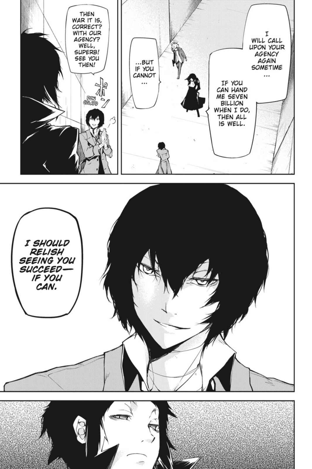 Bungou Stray Dogs Chapter 4 Page 48