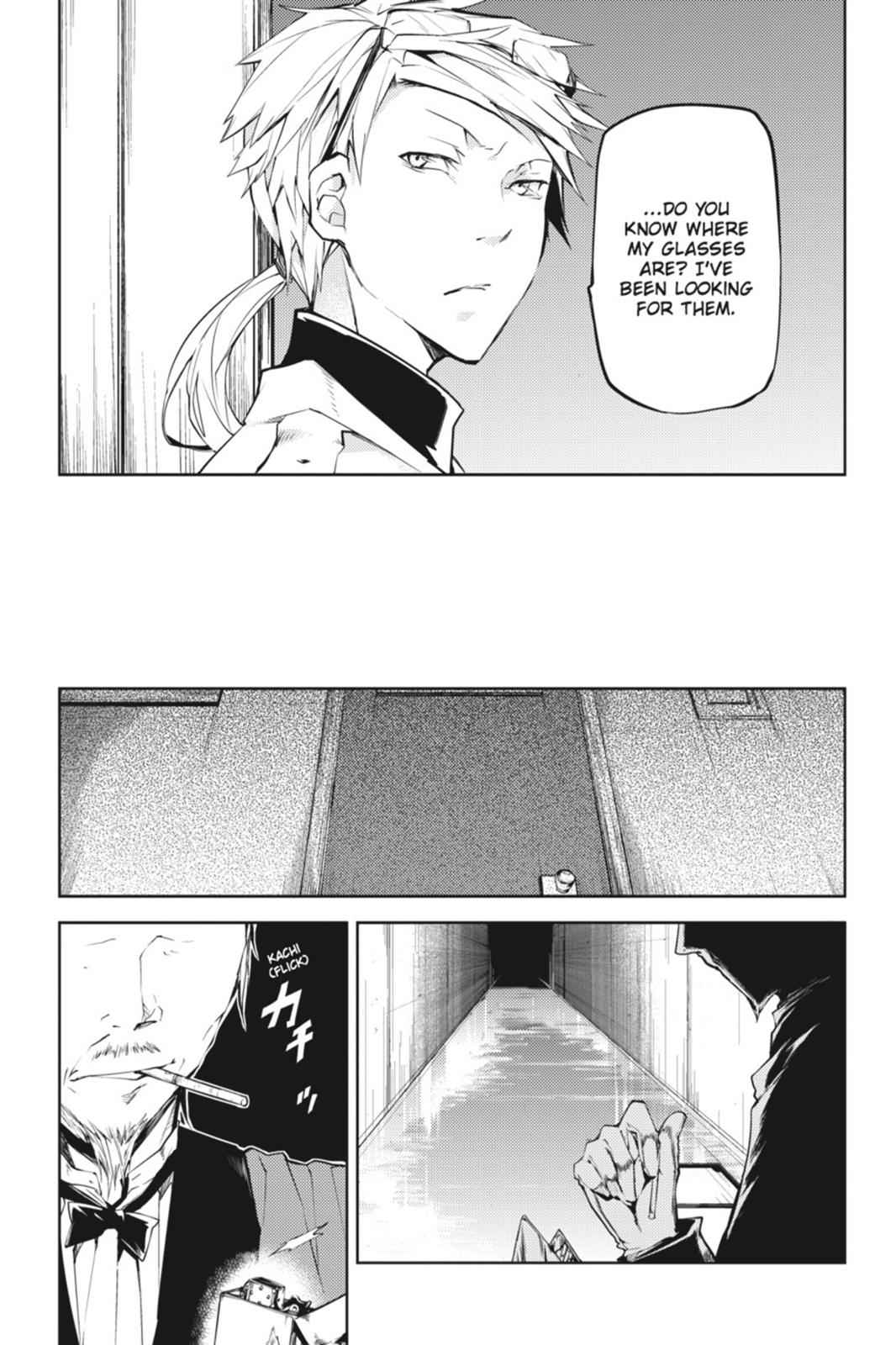 Bungou Stray Dogs Chapter 5 Page 11