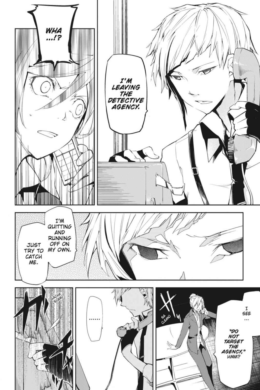 Bungou Stray Dogs Chapter 5 Page 24