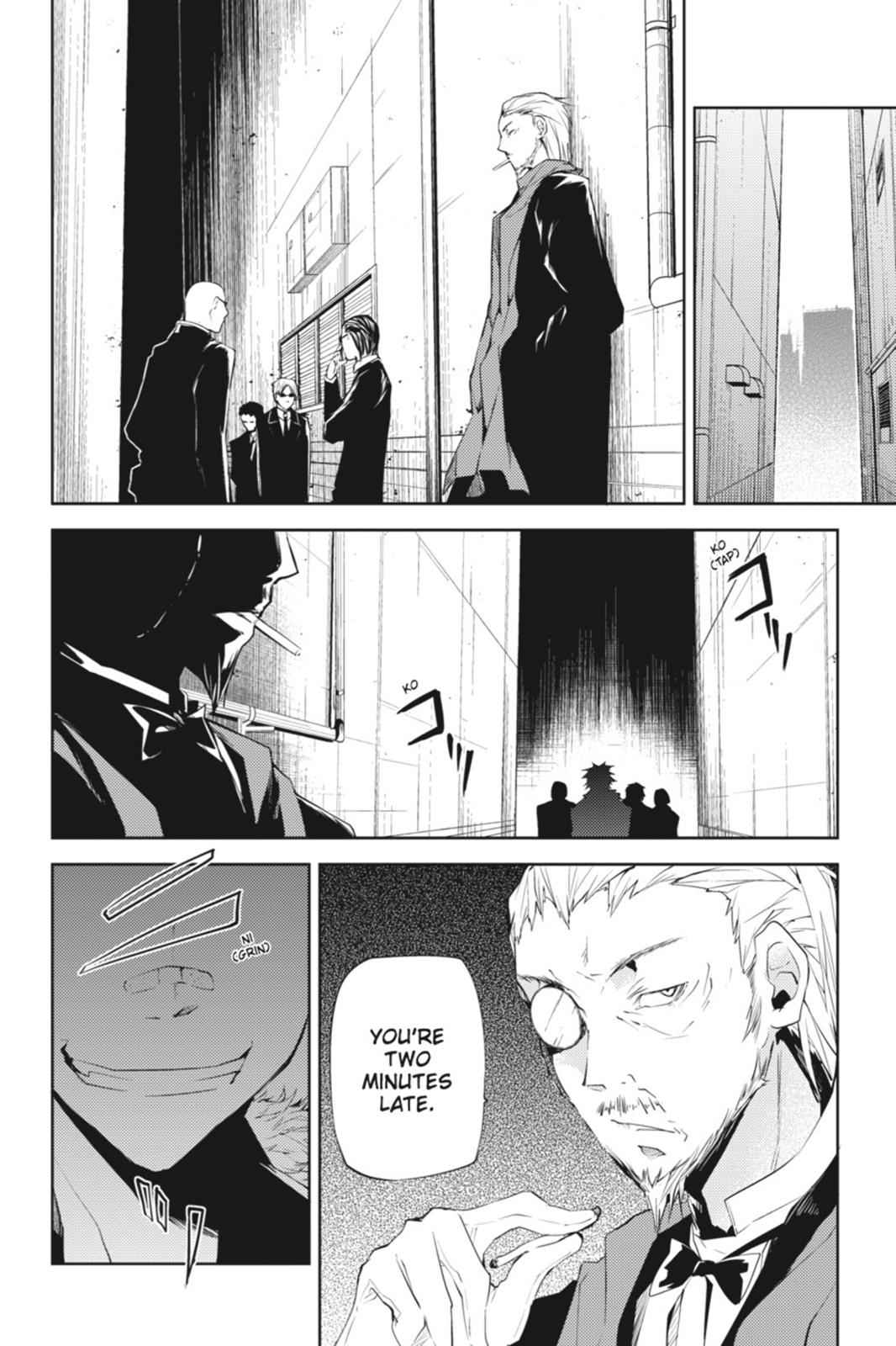 Bungou Stray Dogs Chapter 5 Page 28