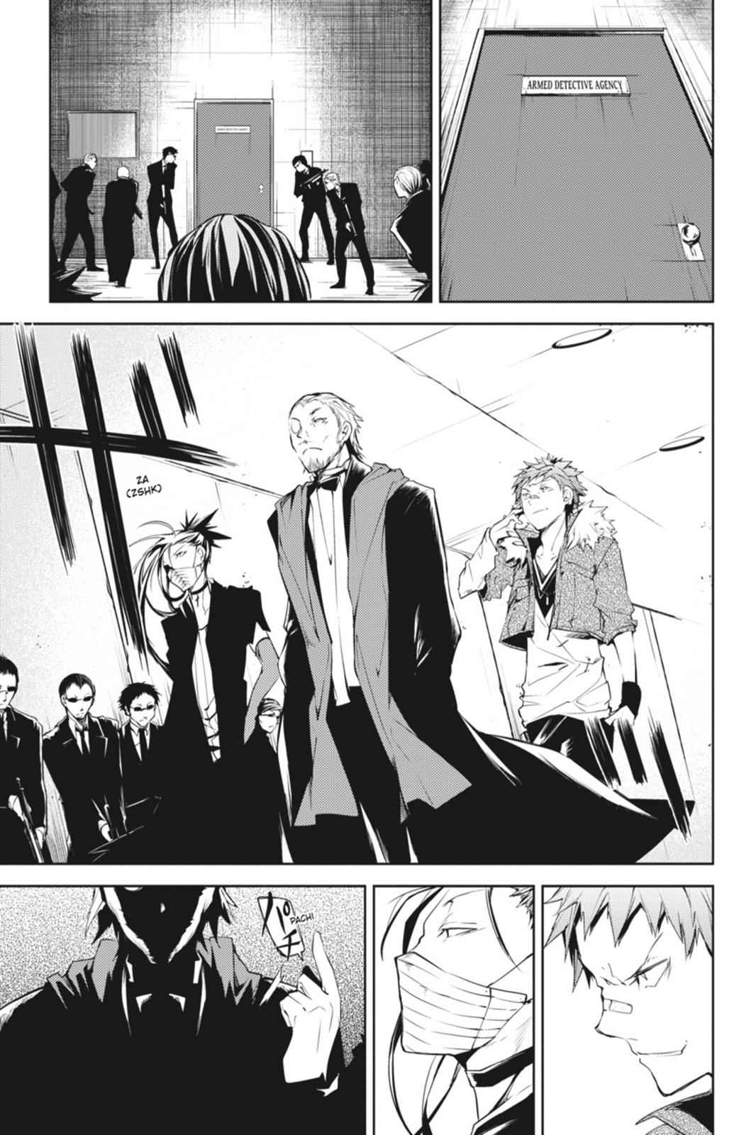 Bungou Stray Dogs Chapter 5 Page 35