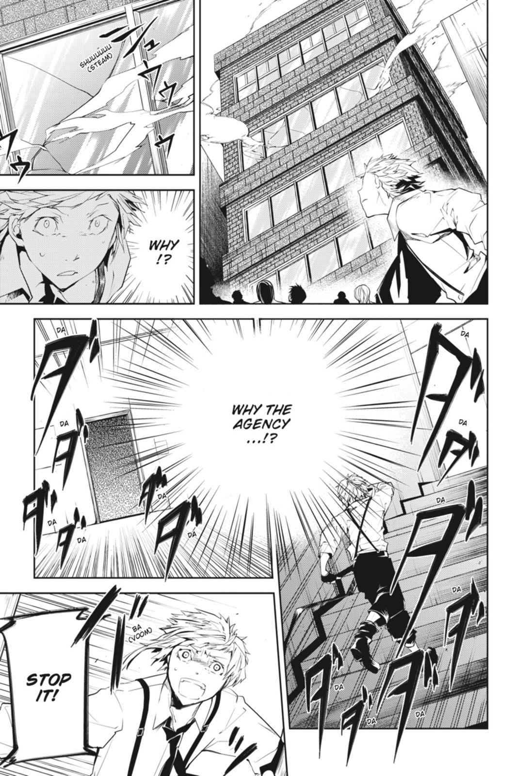 Bungou Stray Dogs Chapter 5 Page 39