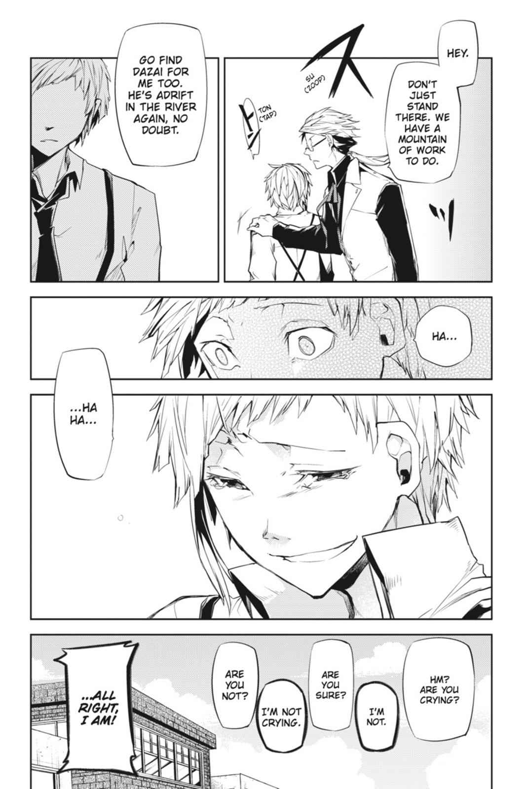 Bungou Stray Dogs Chapter 5 Page 45