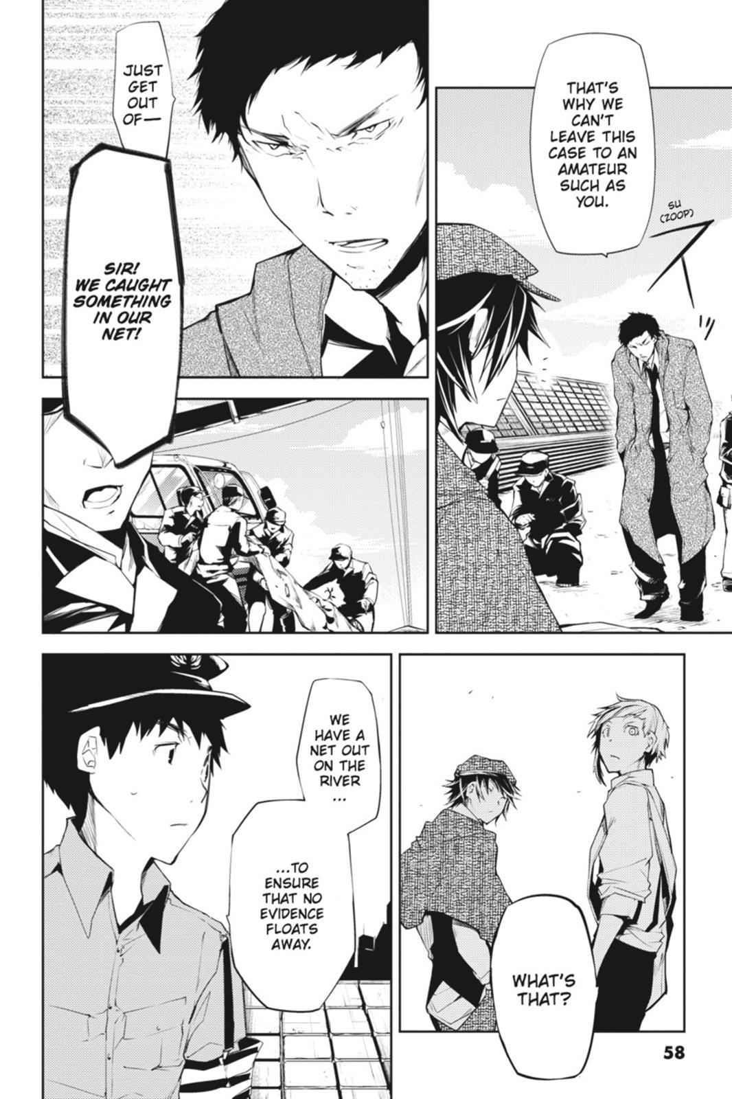 Bungou Stray Dogs Chapter 6 Page 10