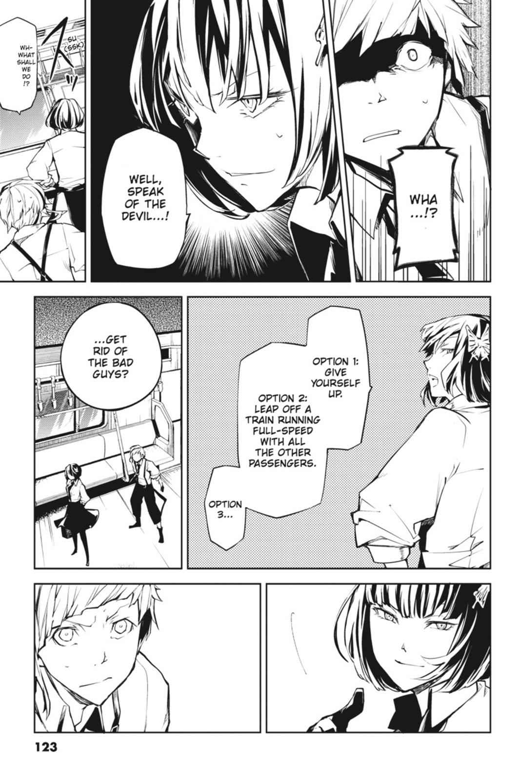 Bungou Stray Dogs Chapter 7 Page 23