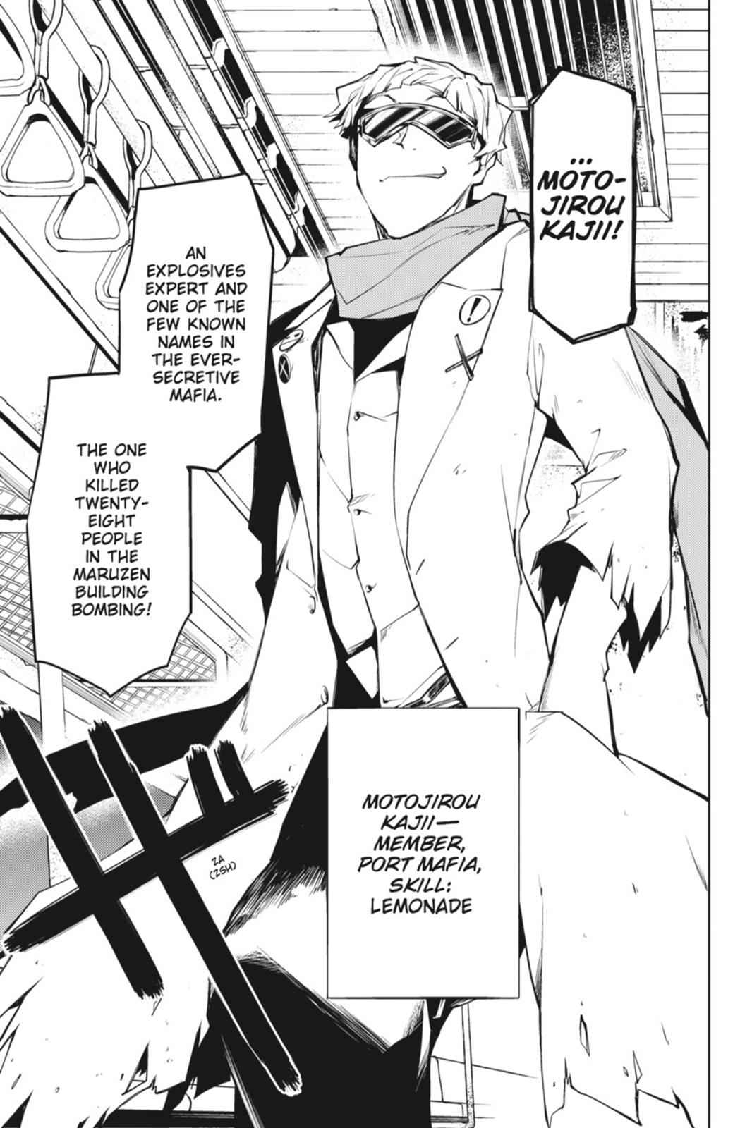 Bungou Stray Dogs Chapter 7 Page 31