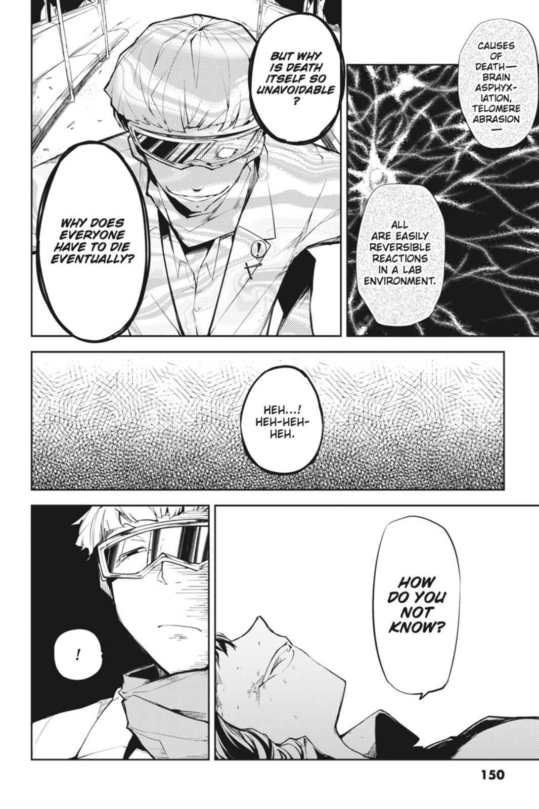 Bungou Stray Dogs Chapter 8 Page 10
