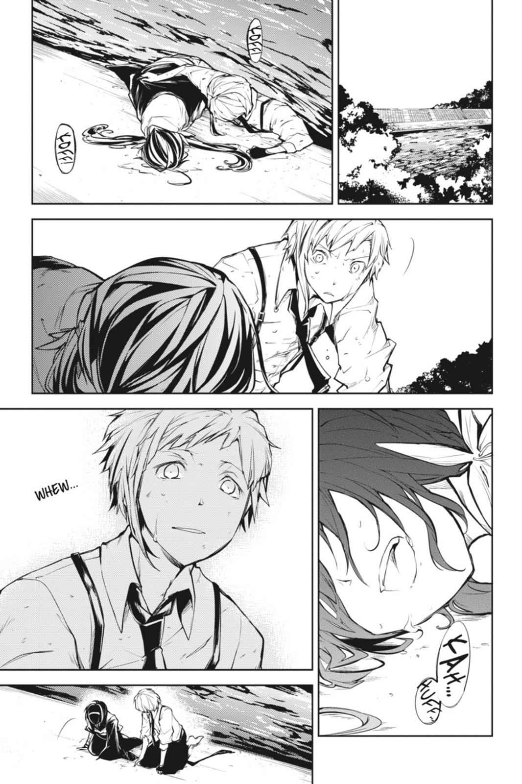 Bungou Stray Dogs Chapter 8 Page 50