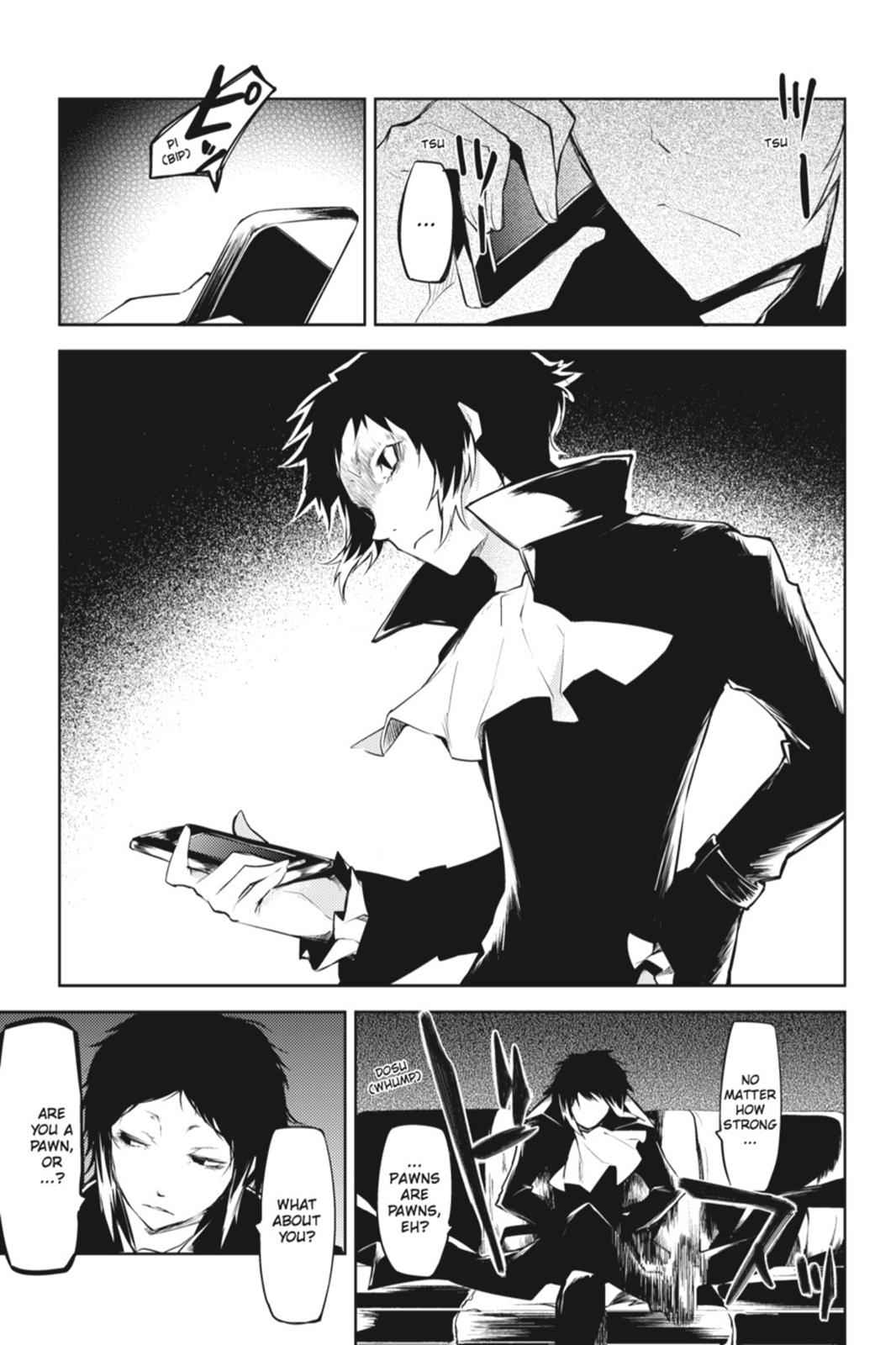 Bungou Stray Dogs Chapter 8 Page 52