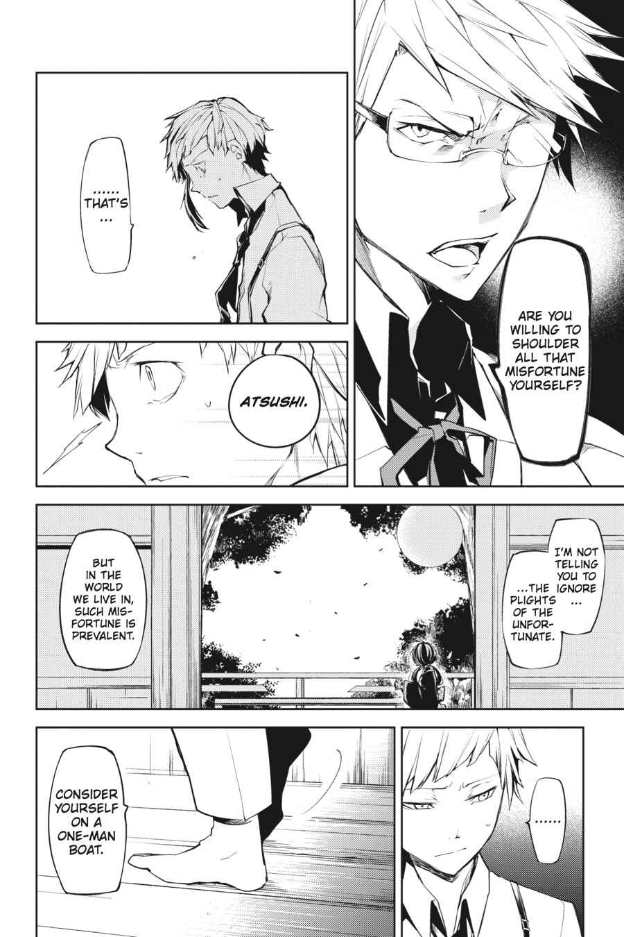 Bungou Stray Dogs Chapter 9 Page 16