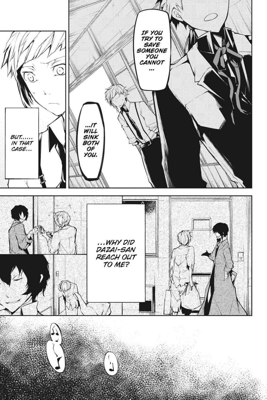 Bungou Stray Dogs Chapter 9 Page 17