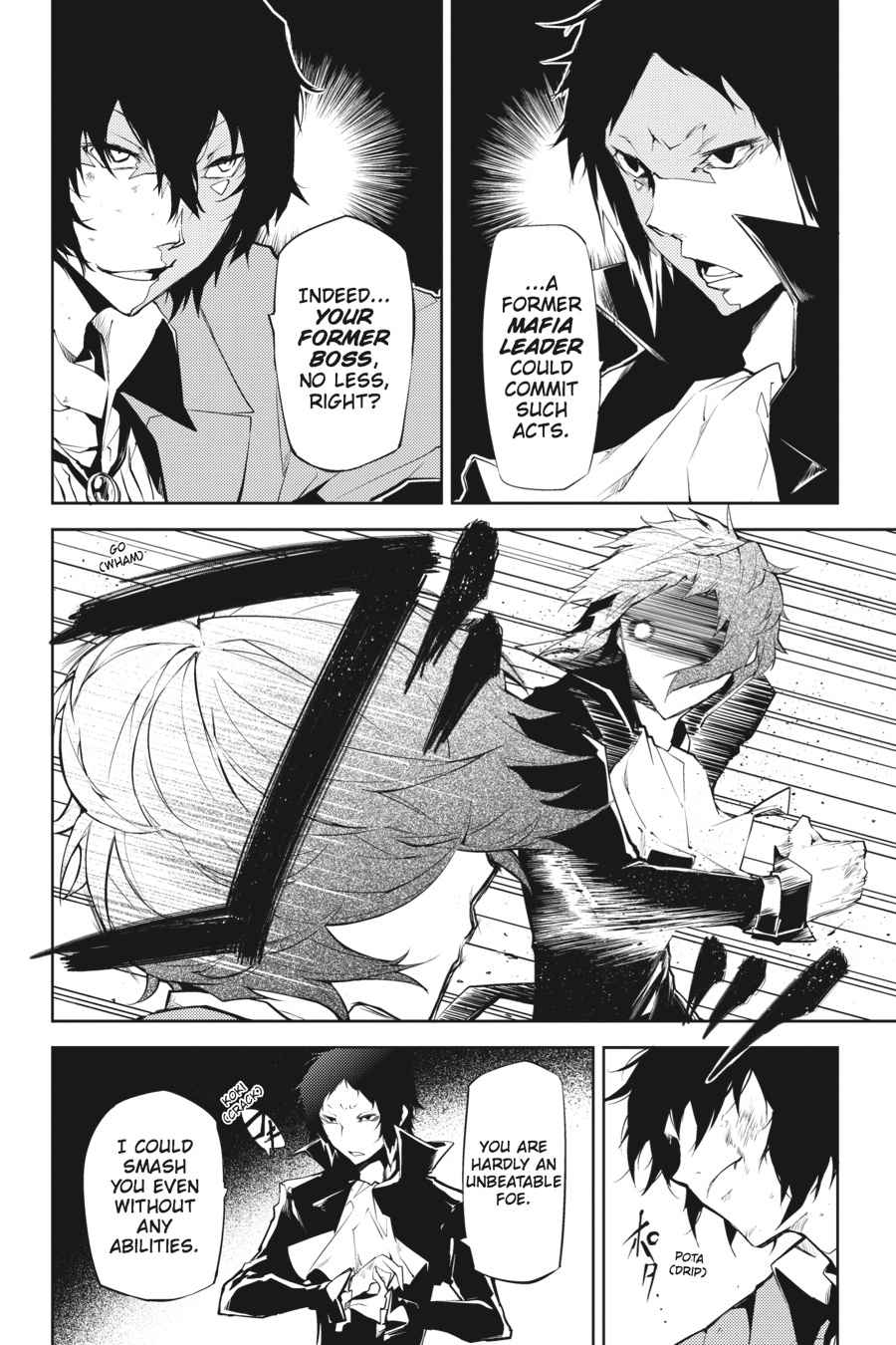 Bungou Stray Dogs Chapter 9 Page 22