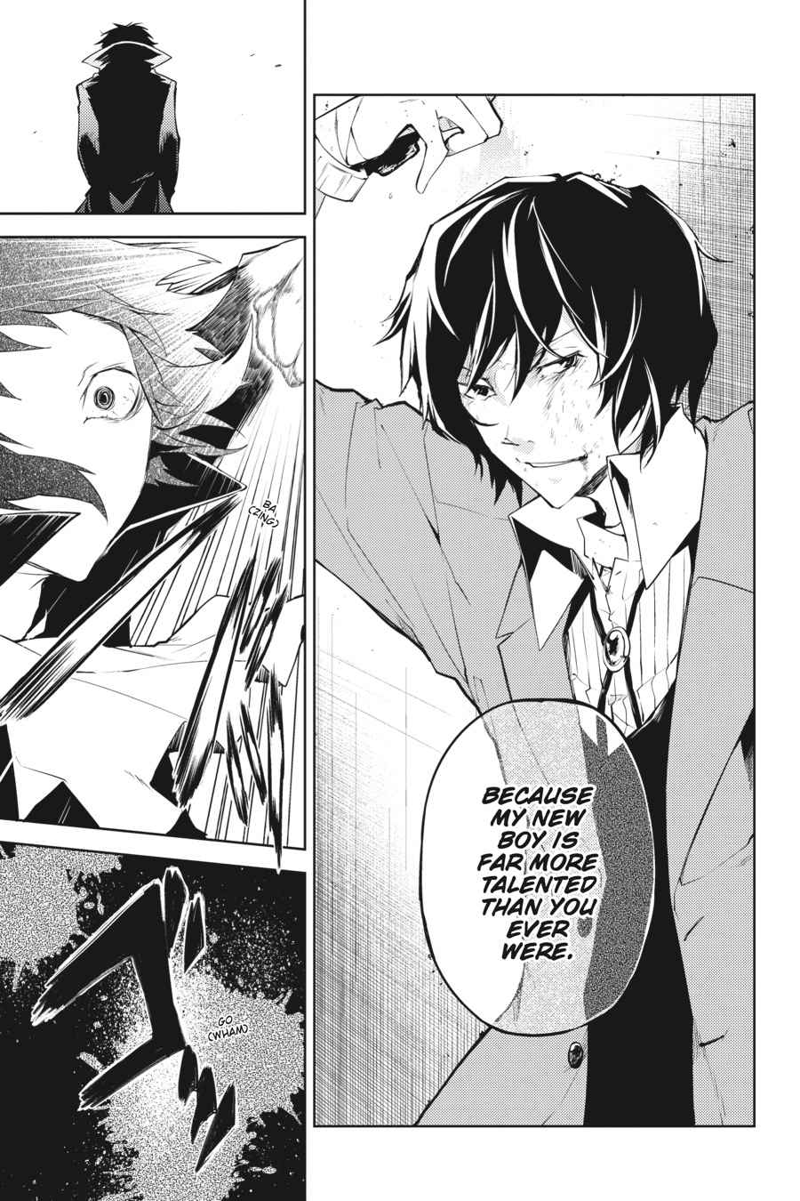 Bungou Stray Dogs Chapter 9 Page 25