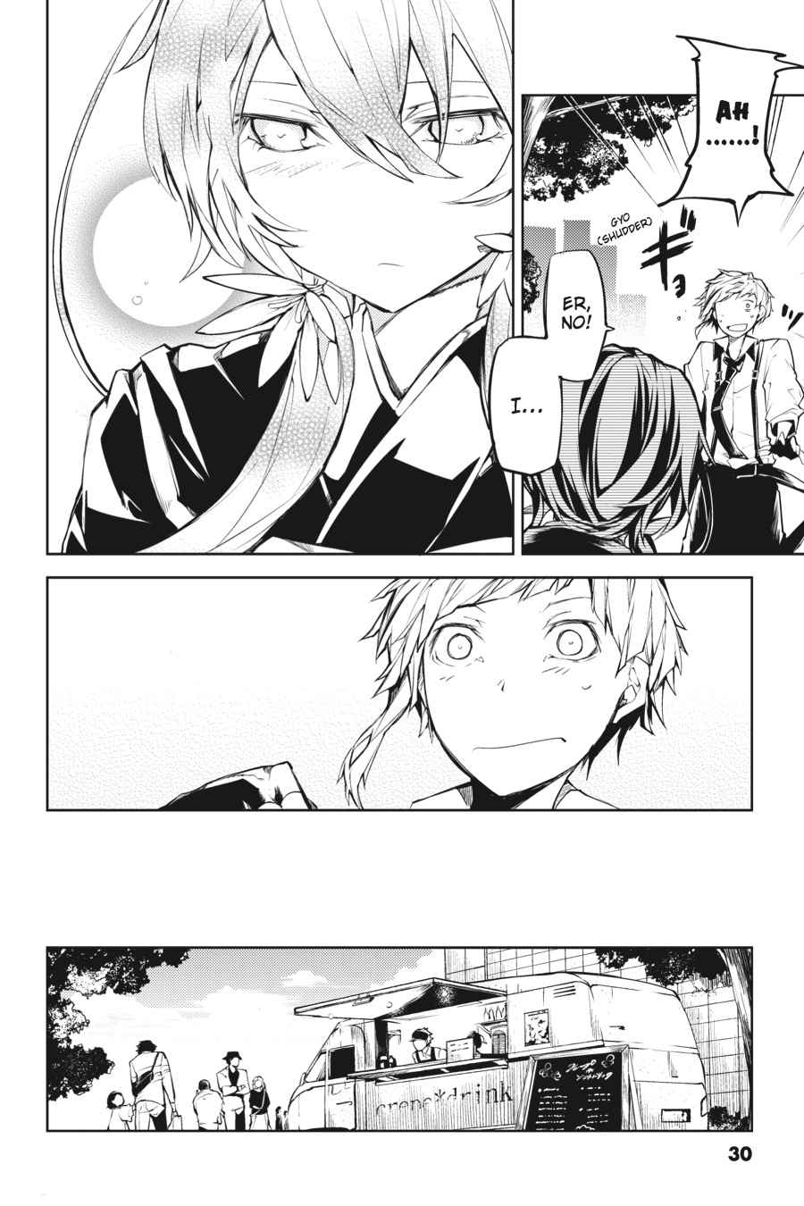 Bungou Stray Dogs Chapter 9 Page 30