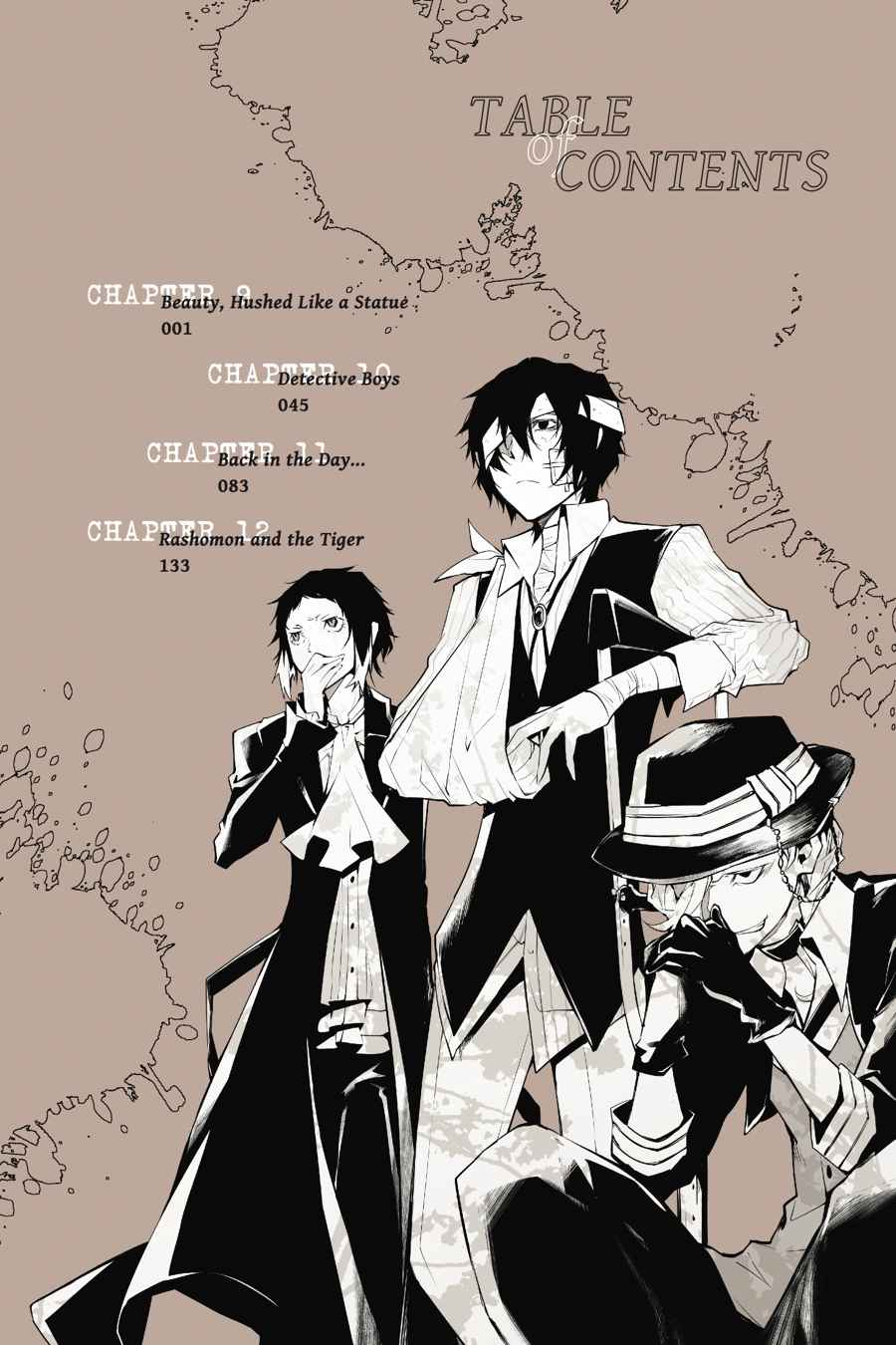 Bungou Stray Dogs Chapter 9 Page 4