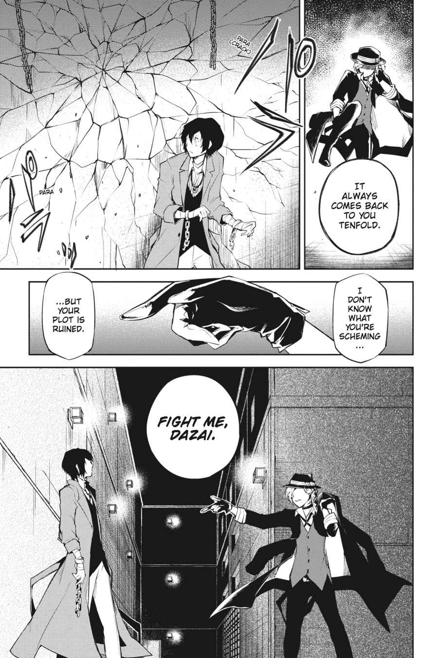 Bungou Stray Dogs Chapter 10 Page 19