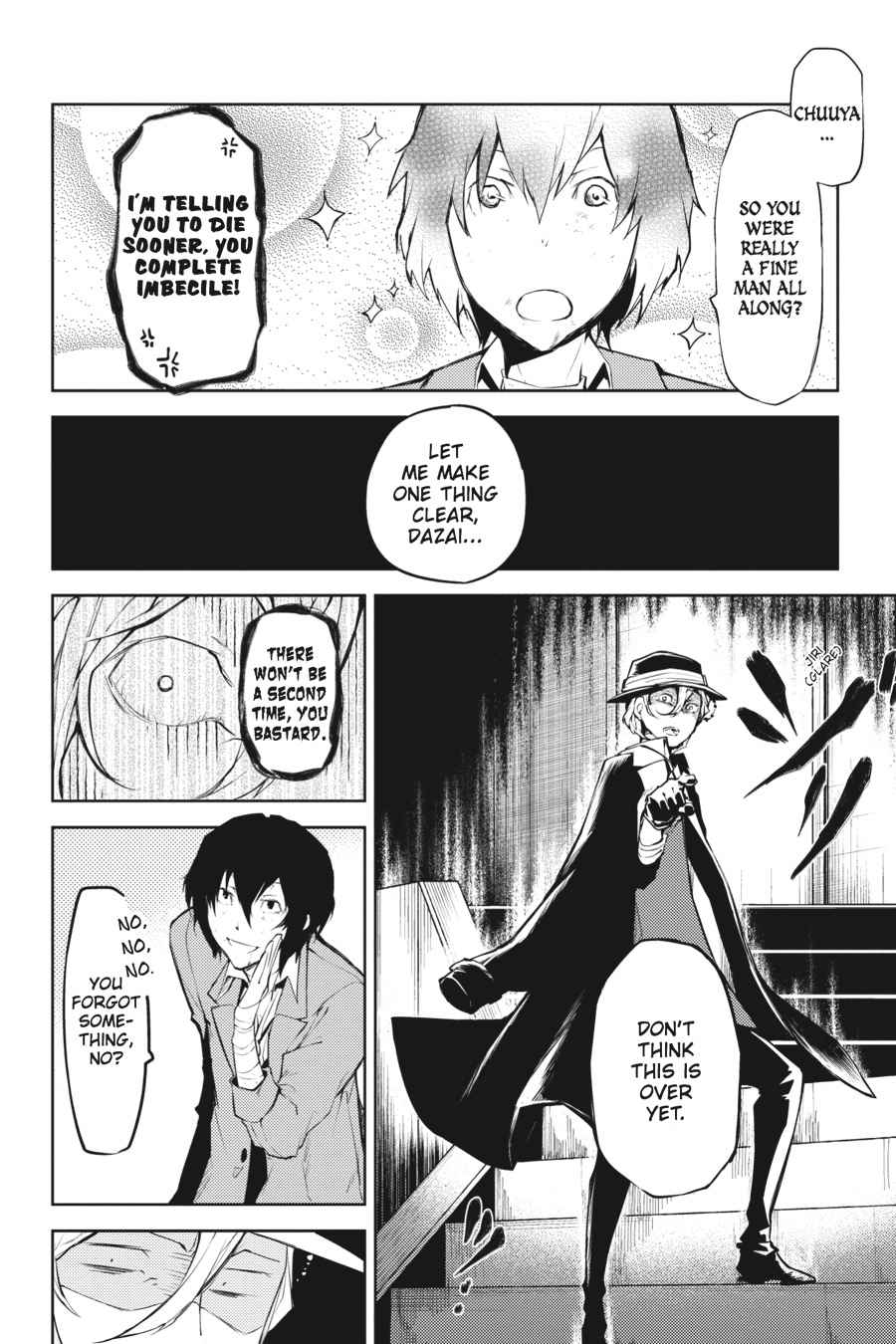 Bungou Stray Dogs Chapter 11 Page 22