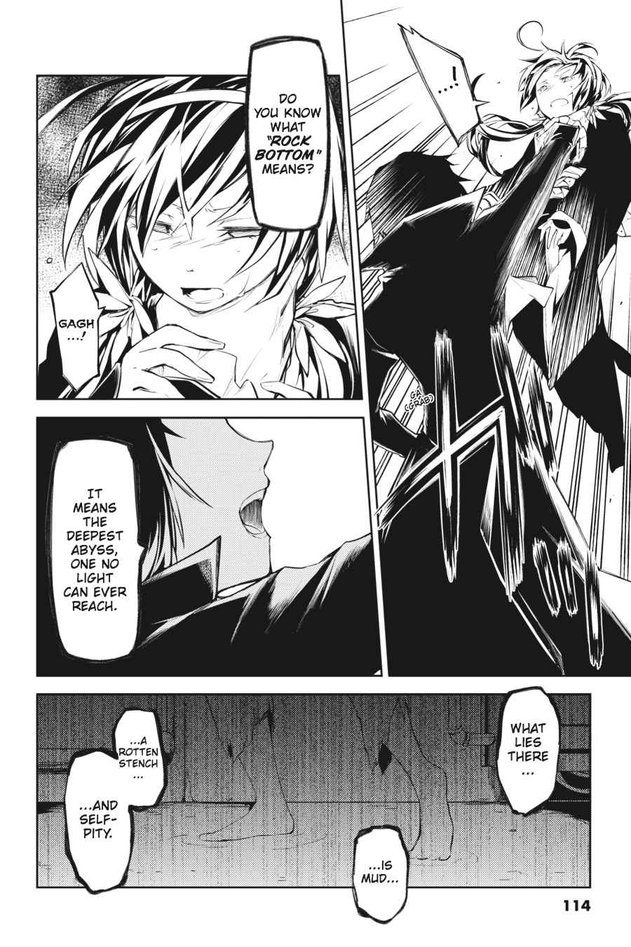 Bungou Stray Dogs Chapter 11 Page 32