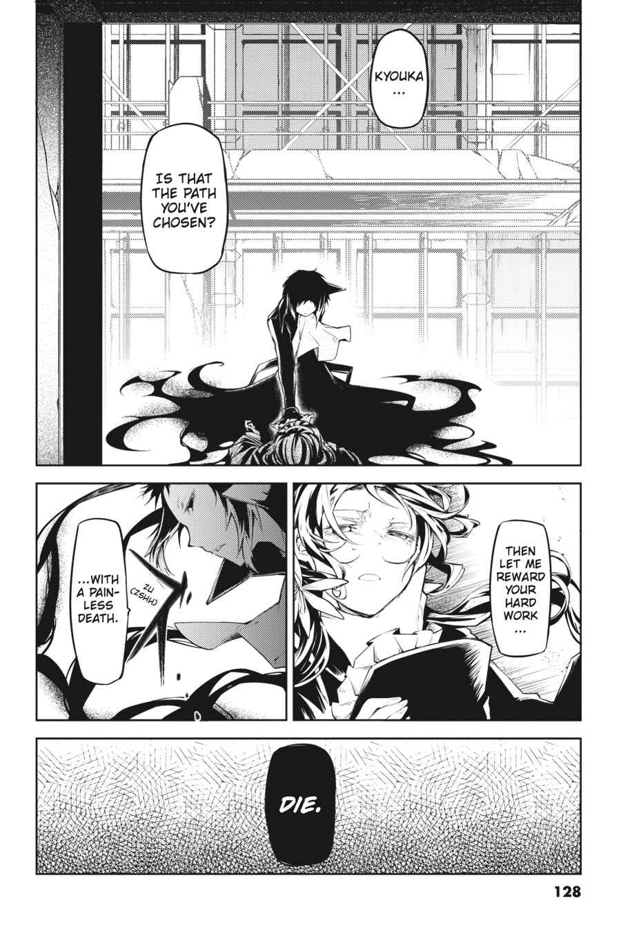 Bungou Stray Dogs Chapter 11 Page 46